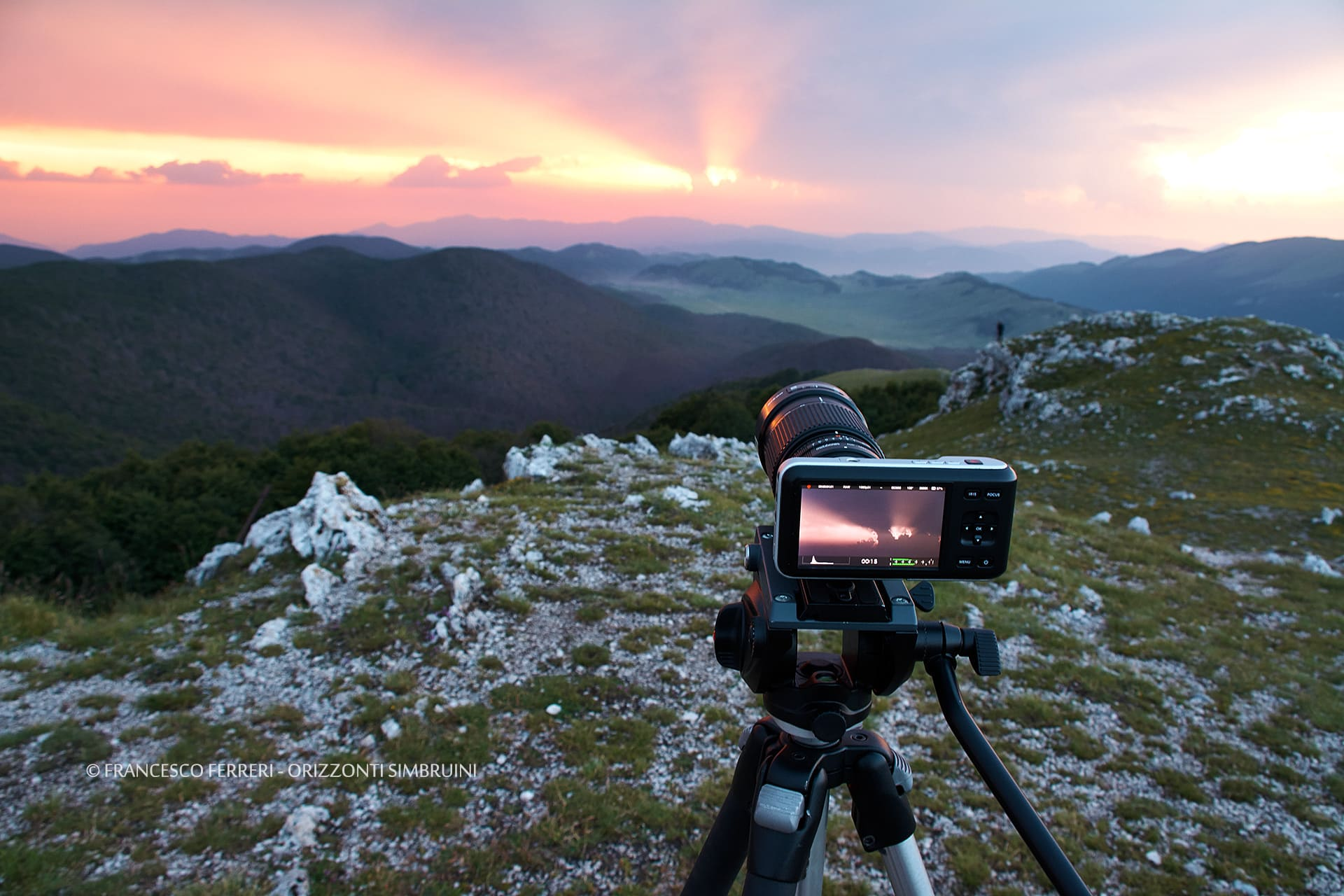 Blackmagic Pocket Cinema Camera sul campo